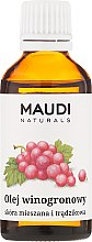 Voňavky, Parfémy, kozmetika Olej z hroznových semien - Maudi
