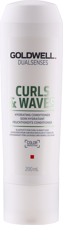 Kondicionér na kučeravé vlasy - Goldwell Dualsenses Curls & Waves Conditioner