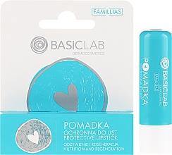 Voňavky, Parfémy, kozmetika Ochranný rúž - BasicLab Dermocosmetics Famillias