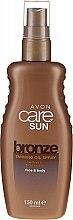 Voňavky, Parfémy, kozmetika Hydratačný telový sprej-olej - Avon Sun Care