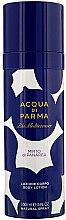 Voňavky, Parfémy, kozmetika Acqua di Parma Blu Mediterraneo Mirto di Panarea - Sprejový lotion na telo