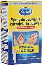 Voňavky, Parfémy, kozmetika Sprej na odstránenie bradavíc a proti lupinám - Scholl Verruca and Warts Removing Spray