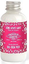 Voňavky, Parfémy, kozmetika Sprchový krém - Institut Karite Fleur de Cerisier Shea Cream Wash Cherry Blossom (mini)