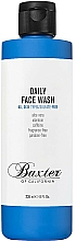 Voňavky, Parfémy, kozmetika Čistiaci prípravok na tvár - Baxter of California Daily Face Wash