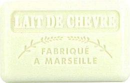 """Voňavky, Parfémy, kozmetika Marseillské mydlo """"Kozie mlieko"""" - Foufour Savonnette Marseillaise Lait de Chevre"""