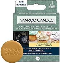 Voňavky, Parfémy, kozmetika Aróma do automobilu (vymeniteľná jednotka) - Yankee Candle Car Powered Fragrance Refill Vanill