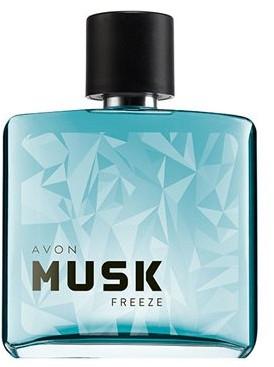 Avon Musk Freeze - Toaletná voda — Obrázky N1