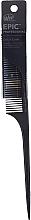 Voňavky, Parfémy, kozmetika Kefa na vlasy, čierna - Wet Brush Pro Epic Carbonite Tail Comb