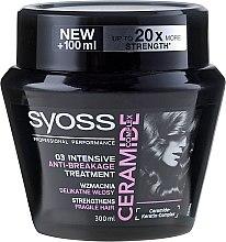 Voňavky, Parfémy, kozmetika Maska na vlasy - Syoss Ceramide Complex Intensive Anti-Breakage Treatment