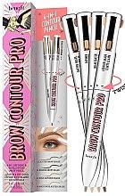 Voňavky, Parfémy, kozmetika Ceruzka na obočie 4v1 - Benefit Brow Contour Pro