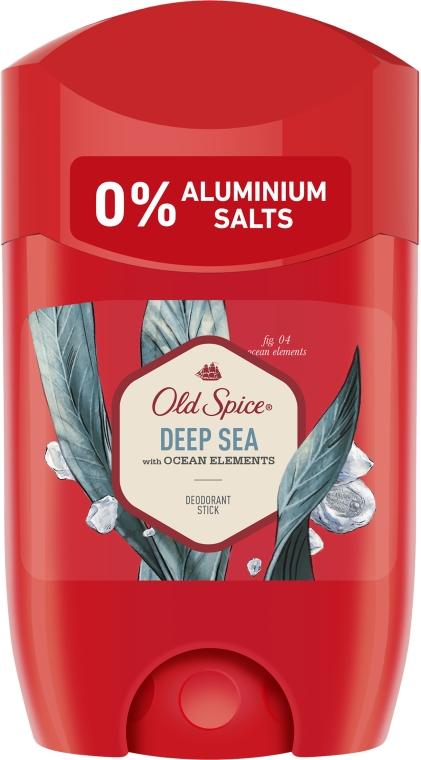 Tuhý dezodoračný antiperspirant - Old Spice Deep Sea