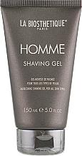 Voňavky, Parfémy, kozmetika Gél na holenie pre všetky typy pleti - La Biosthetique Homme Shaving Gel