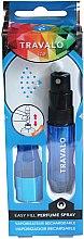 Voňavky, Parfémy, kozmetika Rozprašovač - Travalo Ice Blue Perfume Atomiser