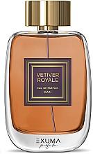 Voňavky, Parfémy, kozmetika Exuma Vetiver Royale - Parfumovaná voda