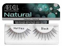 Voňavky, Parfémy, kozmetika Falošné riasy - Ardell Natural Hotties Black