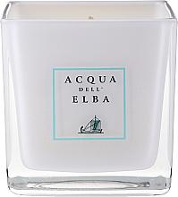 """Voňavky, Parfémy, kozmetika Vonná sviečka v pohári """"Morský vánok"""" - Acqua Dell Elba Brezza Di Mare Candle"""