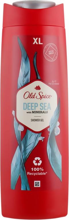 Sprchový gél - Old Spice Deep Sea With Minerals Shower Gel
