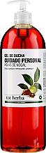 Voňavky, Parfémy, kozmetika Sprchový gél - Tot Herba Shower Gel Intimate Hygiene Walnut
