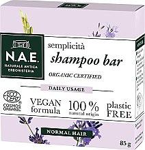 Voňavky, Parfémy, kozmetika Tuhý šampón - N.A.E. Semplicita Daily Usage Shampoo Bar