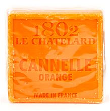 Voňavky, Parfémy, kozmetika Mydlo - Le Chatelard 1802 Soap Cinnamon Orange