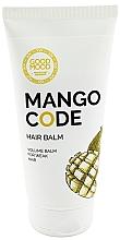 Voňavky, Parfémy, kozmetika Balzam na dodanie objemu vlasom s mangovým extraktom - Good Mood Mango Code Hair Volume Balm