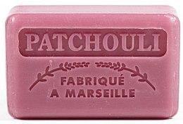 """Voňavky, Parfémy, kozmetika Marselské mydlo """"Pačuli"""" - Foufour Savonnette Marseillaise Patchouli"""