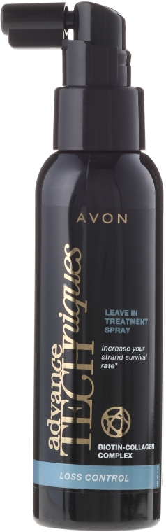 Sprej proti vypadávaniu vlasov - Avon Advance Techniques Loss Control Spray — Obrázky N1