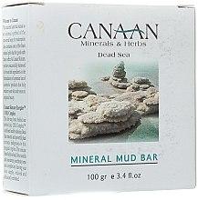 Voňavky, Parfémy, kozmetika Mydlo s bahennými minerálmi - Canaan Minerals & Herbs
