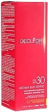 Voňavky, Parfémy, kozmetika Hydratačné ochranné mlieko pre telo SPF30 - Decleor Aroma Sun Expert Protective Hydrating Milk SPF30