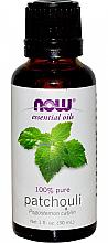 Voňavky, Parfémy, kozmetika Éterický olej z pačuli - Now Foods Essential Oils 100% Pure Patchouli