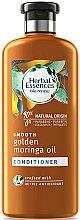 Voňavky, Parfémy, kozmetika Vyrovnávací kondicionér na vlasy - Herbal Essences Golden Moringa Oil Conditioner