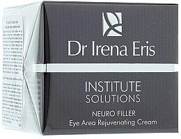 Voňavky, Parfémy, kozmetika Krém proti starnutiu na pokožku okolo očí - Dr Irena Eris Institute Solutions Neuro Filler Eye Area Rejuvenating Cream