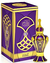 Voňavky, Parfémy, kozmetika Al Haramain Narjis - Olejový parfum