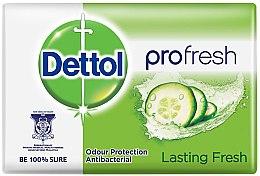 """Voňavky, Parfémy, kozmetika Antibakteriálne mydlo """"Dlhotrvajúca sviežosť"""" - Dettol Anti-bacterial Lasting Fresh Soap"""