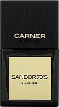 Voňavky, Parfémy, kozmetika Carner Barcelona Sandor 70's - Parfumovaná voda