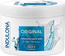Voňavky, Parfémy, kozmetika Hydratačný krém na telo - Indulona Original Hydrating Body Cream