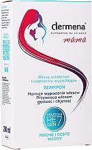 Voňavky, Parfémy, kozmetika Spevňujúci šampón pre slabé, silno padajúce vlasy - Dermena Mama Shampoo