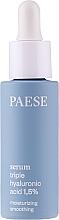 Voňavky, Parfémy, kozmetika Hyalurónové sérum na tvár - Paese Serum