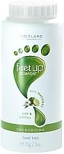 Voňavky, Parfémy, kozmetika Dezodoračný mastenec na nohy - Oriflame Feet Up Comfort