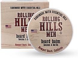 Voňavky, Parfémy, kozmetika Balzam na bradu - Rolling Hills Men Beard Balm