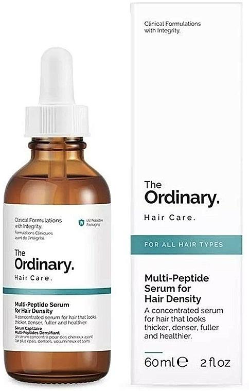 Multipeptidové sérum na zahustenie vlasov - The Ordinary Multi Peptide Serum For Hair Density
