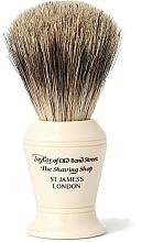 Voňavky, Parfémy, kozmetika Štetka na holenie, P375 - Taylor of Old Bond Street Shaving Brush Pure Badger size M