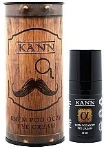 Voňavky, Parfémy, kozmetika Krém na pokožku okolo očí - Kann Eye Cream