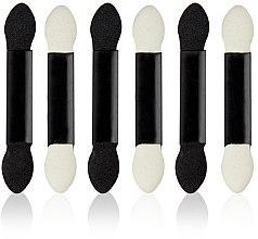 Voňavky, Parfémy, kozmetika Aplikátory na tiene, dve barvy, 6 ks - Donegal Eyeshadow Applicator