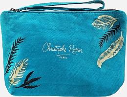Voňavky, Parfémy, kozmetika Sada - Christophe Robin Purifying Travel Kit (shm/75ml + cr/20.7ml + scr/40ml + bag)
