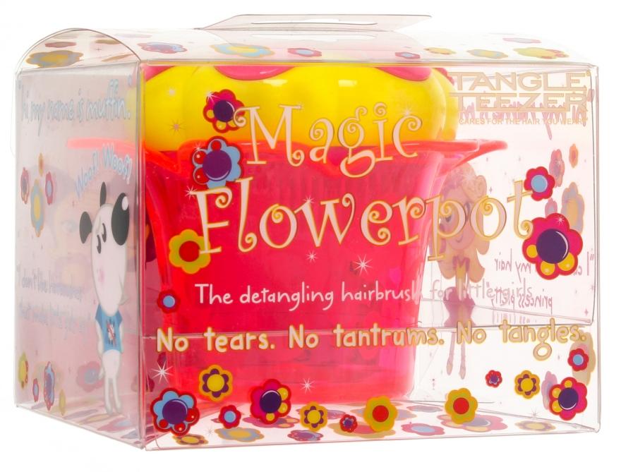 Kefa na vlasy - Tangle Teezer Magic Flowerpot Princess Pink