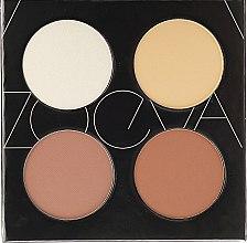 Voňavky, Parfémy, kozmetika Paleta na kontúrovanie tváre - Zoeva Contour Spectrum Contour Powder