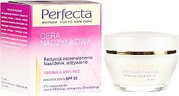 Voňavky, Parfémy, kozmetika Hydratačný denný krém s SPF20 - Perfecta Cera Naczynkowa SPF20 Cream