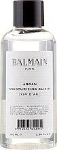 Voňavky, Parfémy, kozmetika Hydratačný elixír s arganovým olejom - Balmain Paris Hair Couture Argan Moisturizing Elixir
