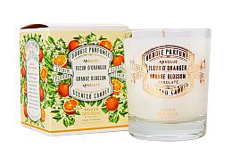 Voňavky, Parfémy, kozmetika Panier Des Sens Orange Blossom - Vonná sviečka